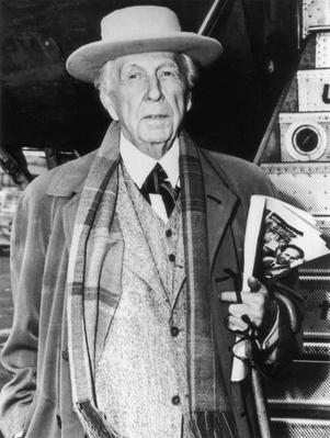 Frank Lloyd Wright | Famous Architects