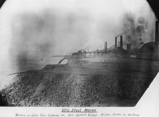 The Otis Steelworks | Industrial Revolution