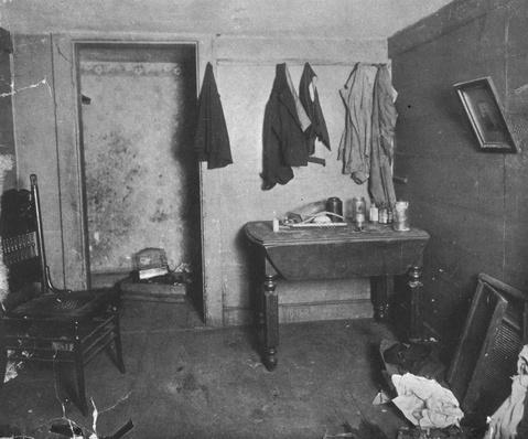 New York Slum | U.S. Immigration | 1840's to present | U.S. History