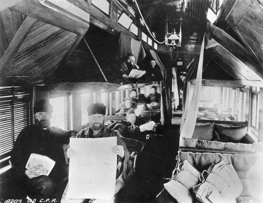 Sleeping Car | The Wild West is Tamed (1870-1910) | U.S. History