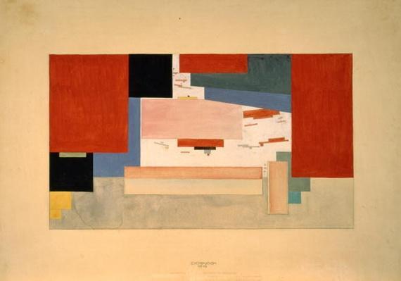 Suprematism, 1919