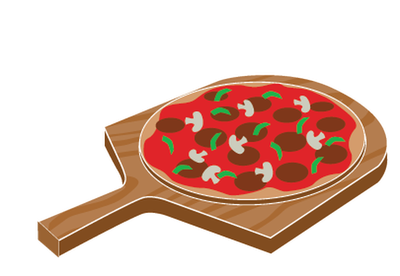Party Food -  8 | Clipart