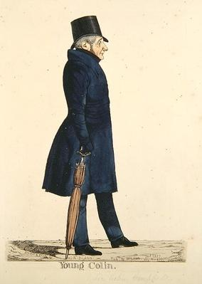 Young Colin, 1827