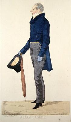 A Firm Banker, 1824
