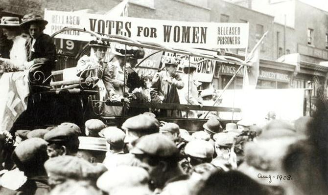 Votes for Women, August 1908