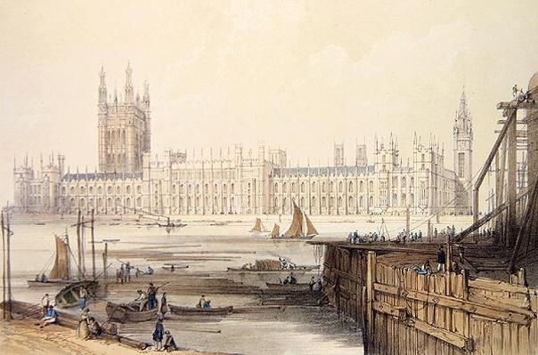 The New Houses of Parliament