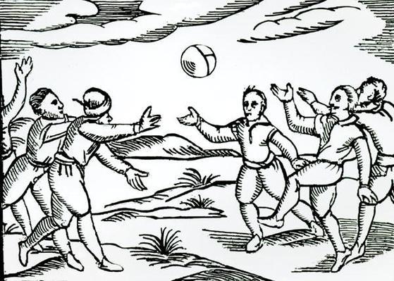 Elizabethan Football