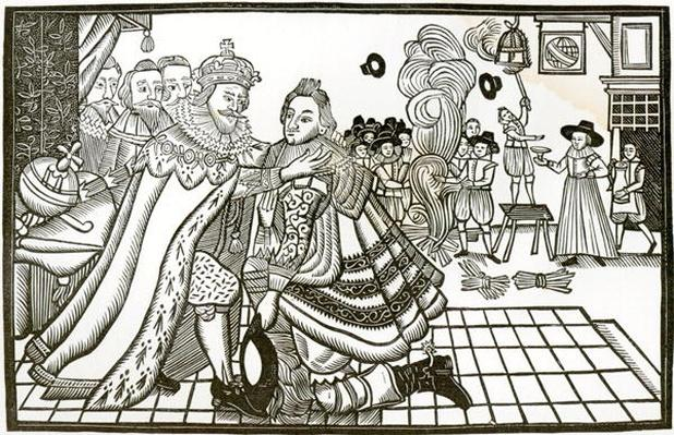 Prince Charles's Welcome Home from Spain, 1623
