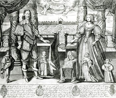 Family Portrait of Charles I