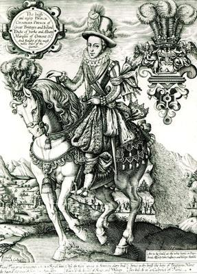 Portrait of Charles I as a Prince