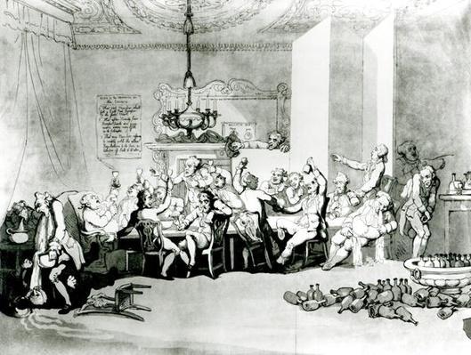 The Brilliants, 1801