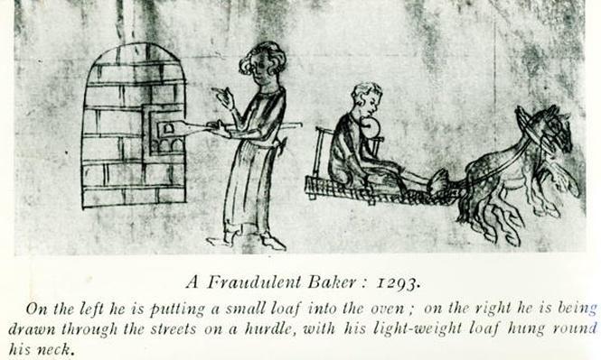 A Fraudulent Baker, 1293