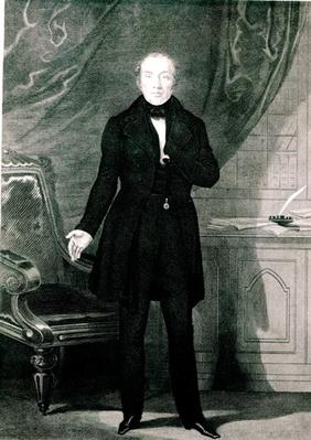 Portrait of Mr. Feargus O'Conner