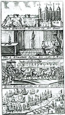 Popish Plot, 1588