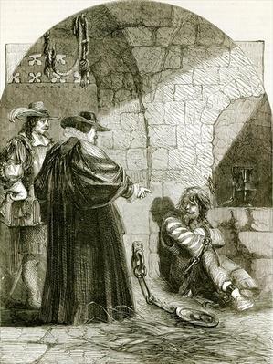 Felton in Prison