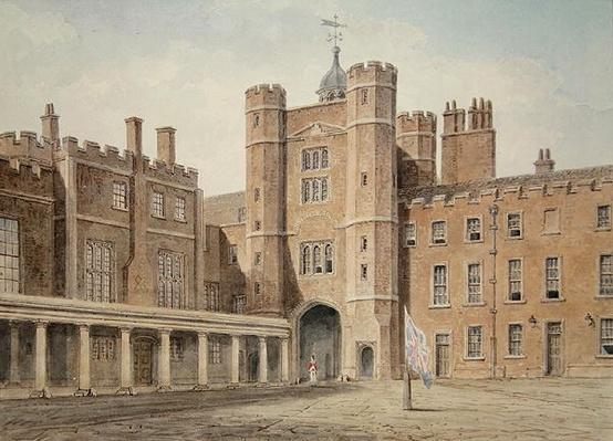 Principal Court of St.James's Palace