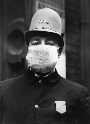 Flu Mask | Global Infectious Diseases