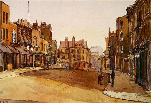 Kensington Church Street, 1892