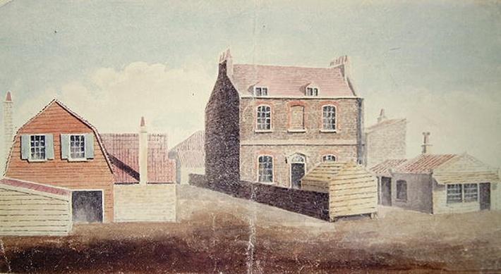 House of Matthew Felton, Horseferry Road