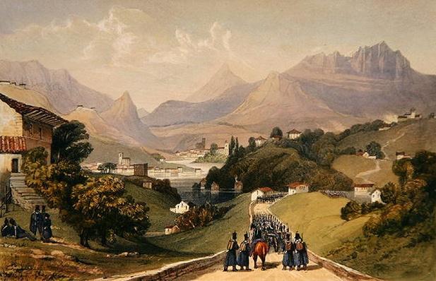Alza, Renteria and Lesso, 1838
