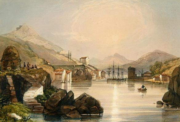 Port of Passages, 1828