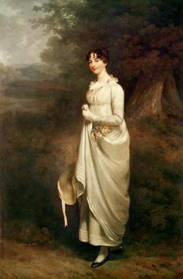Portrait of Marcia. B. Fox