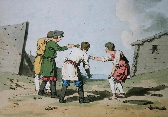 Svai Game, 1803