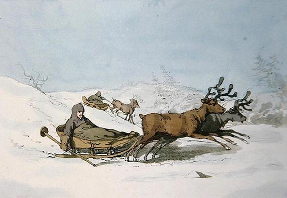 Lapland Sledge, 1803