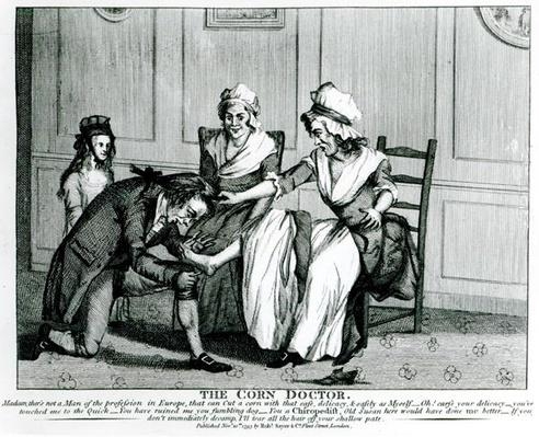 The Corn Doctor, 1793