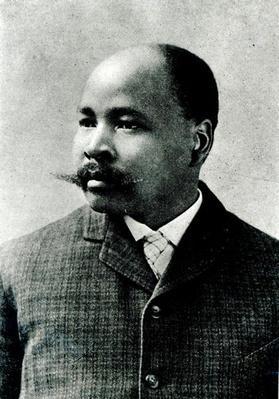 Portrait of John Dube