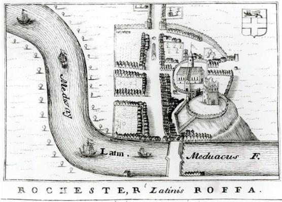 Plan of Rochester