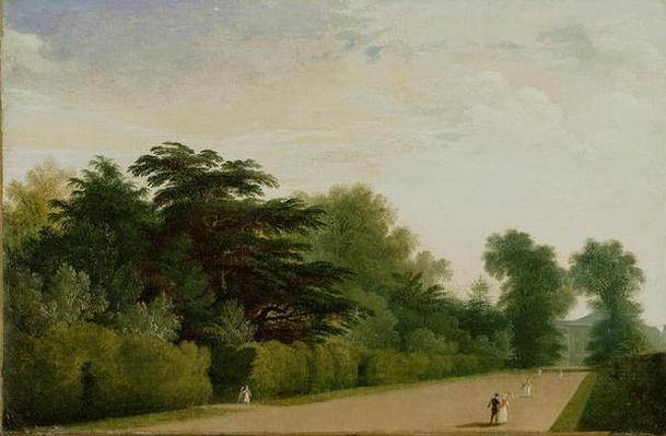 Kensington Gardens, 1815