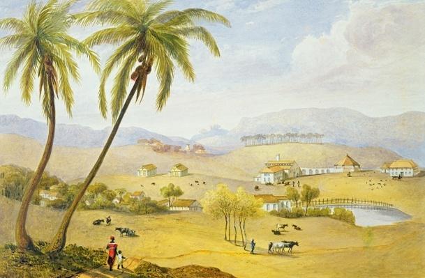 Haughton Court, Hanover, Jamaica, c.1820