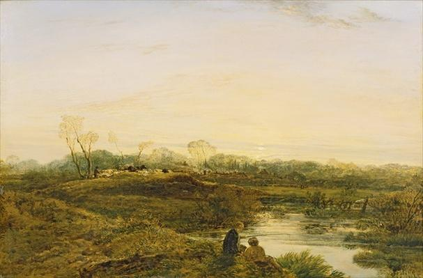 Evening, Bayswater, 1818