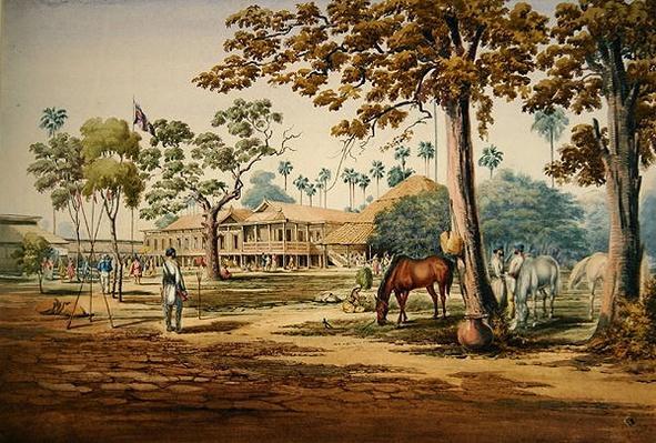 British Residency in India
