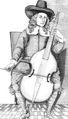 How the Viol is tuned