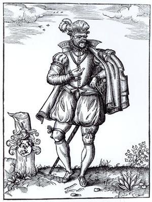 A Tudor Gentleman