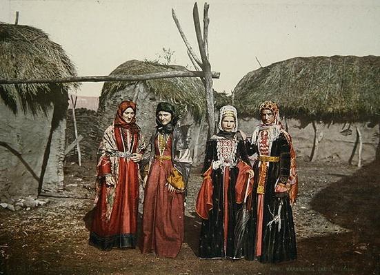 Caucasian Women