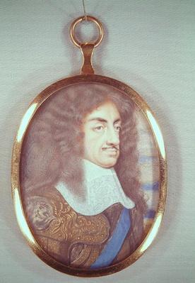 Miniature of Charles II
