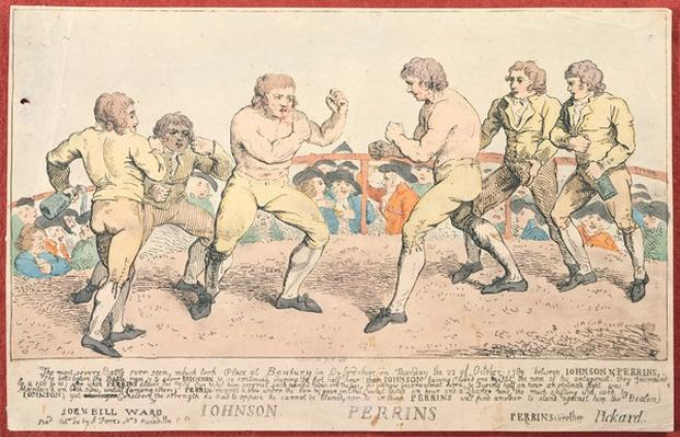Johnson against Perrins, 22nd October 1789
