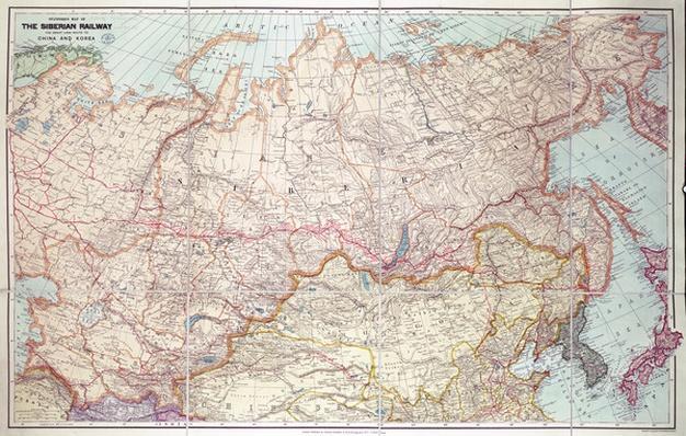 The Siberian Railway