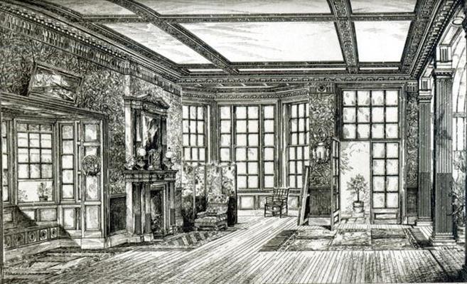 Studio for James Tissot Esquire, Grove End Road, 1874