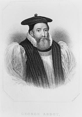 Portrait of George Abbot