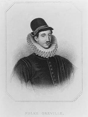Portrait of Fulke Greville