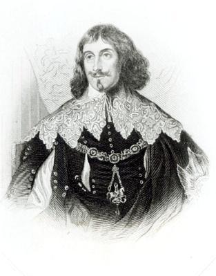 Portrait of Philip Herbert
