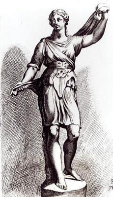 Atalanta, c.1653