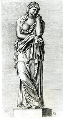 Veturia, Mother of Coriolanus, c.1653