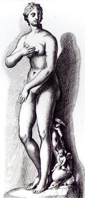 Venus Aphrodite, c.1653