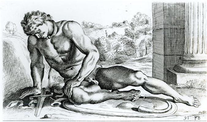 Mirmillo, c.1653