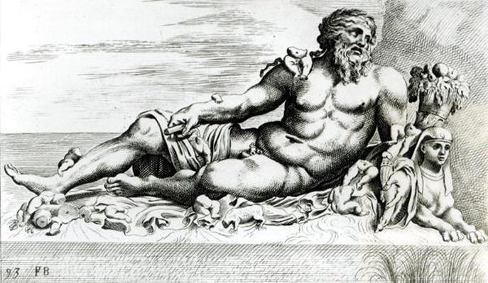 River Nile, c.1653